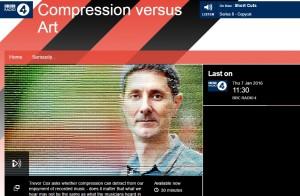 Trevor Cox Audio Compression MP3