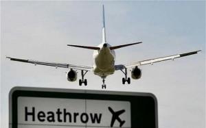 Heathrow Runway Noise