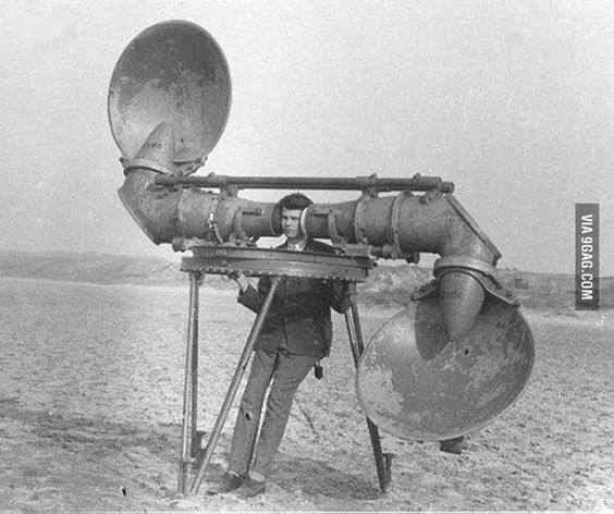 Historical Acoustic Device 1