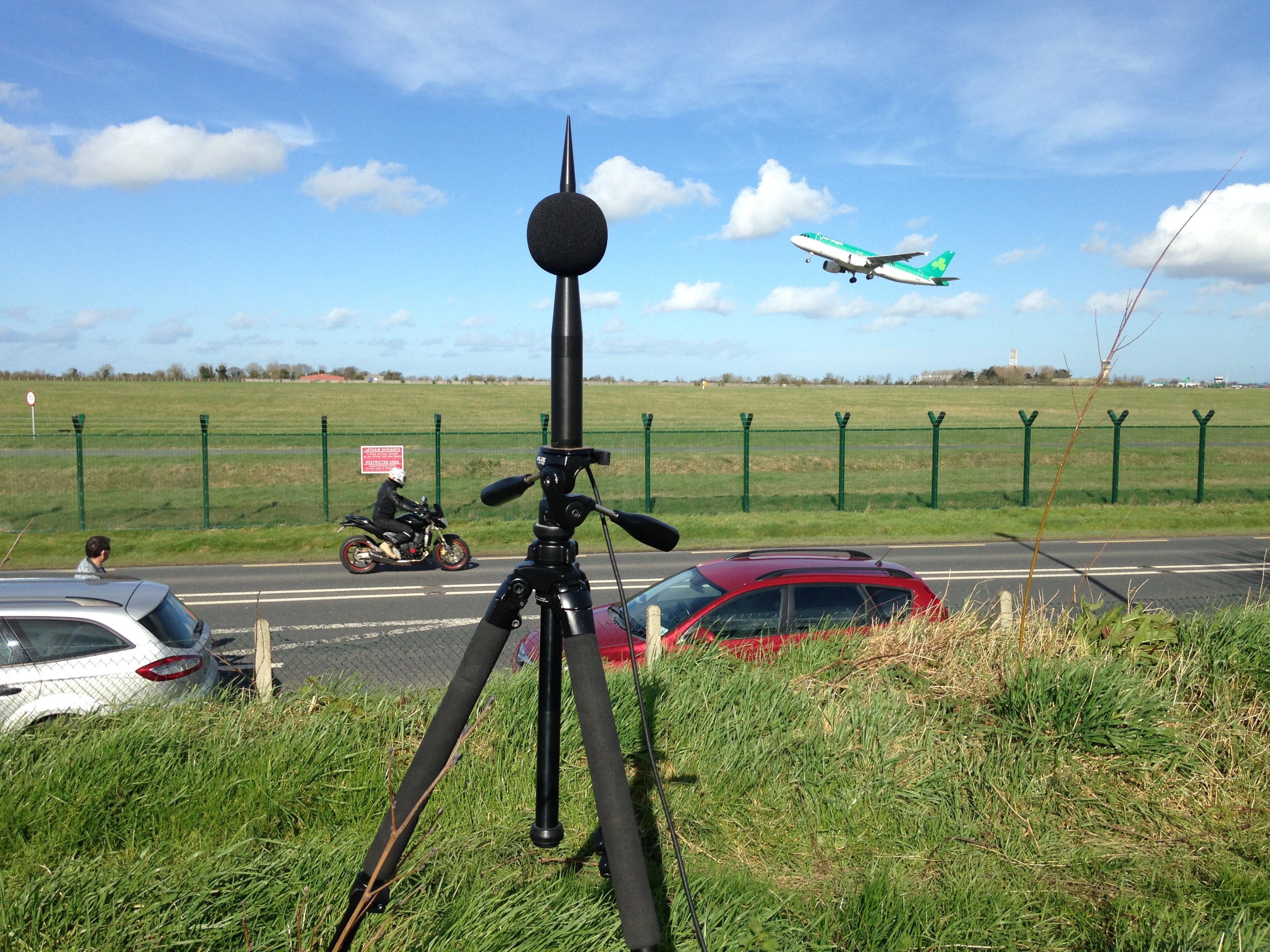 Dublin Airport ICAN Acoustics