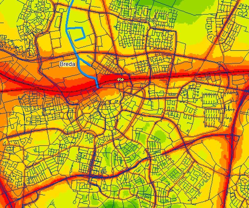 Noise Maps Ireland